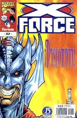 X-Force Vol. 2 (1996-2000) (Grapa 24 pp) #32