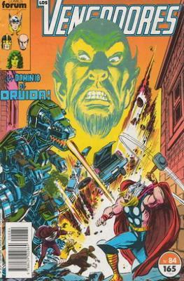 Los Vengadores Vol. 1 (1983-1994) (Grapa) #84