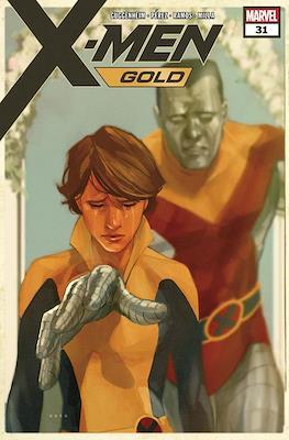 X-Men Gold (Grapa) #31