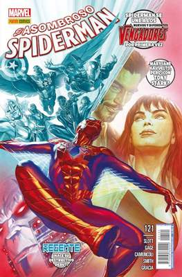 Spiderman Vol. 7 / Spiderman Superior / El Asombroso Spiderman (2006-) (Rústica) #121