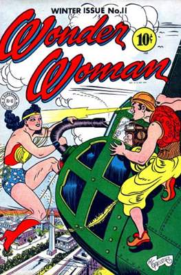 Wonder Woman Vol. 1 (1942-1986; 2020-) #11