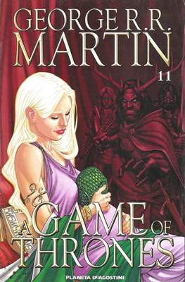 A Game of Thrones (Grapa) #11