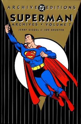 DC Archive Editions. Superman (Cartoné) #7