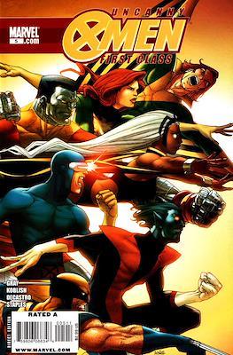 Uncanny X-Men: First Class #5