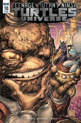 Teenage Mutant Ninja Turtles Universe (Comic-book) #10