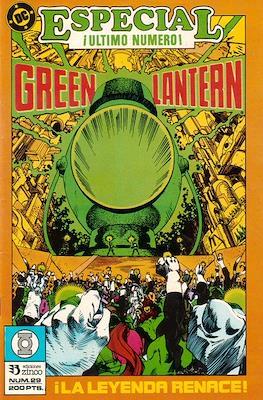 Green Lantern (1986-1987) (Grapa 36-52 pp) #29