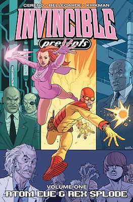 Invincible Presents Atom Eve & Rex Splode
