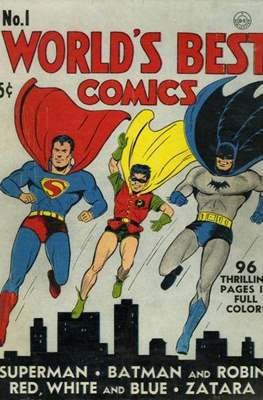 World's Finest Comics (1941-1986)