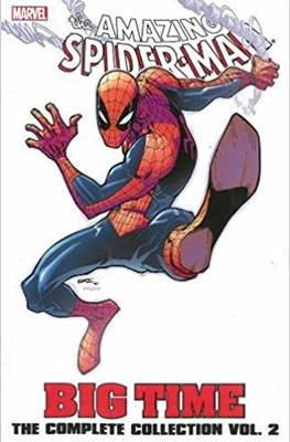 The Amazing Spider-Man Big Time - Ultimate Collection / The Complete Collection (Softcover 528-352 pp) #2