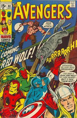 The Avengers Vol. 1 (1963-1996) (Comic Book) #80