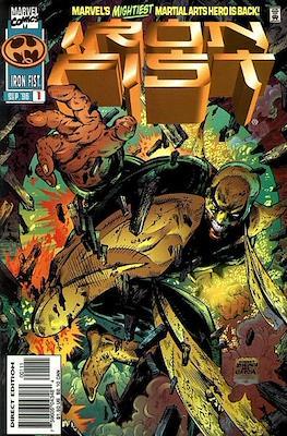 Iron Fist Vol. 2 (Comic Book) #1