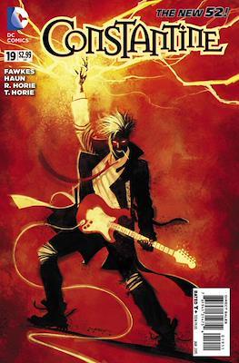 Constantine (2013-2015) (Comic-book) #19
