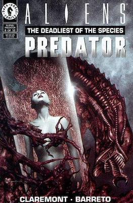 Aliens / Predator: The Deadliest of the Species #6