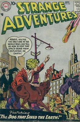Strange Adventures (Comic Book) #86