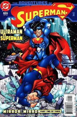 Superman Vol. 1 / Adventures of Superman Vol. 1 (1939-2011) #604