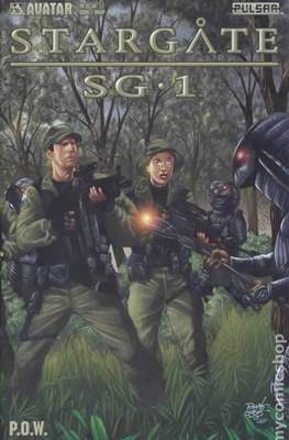 Stargate SG-1 - POW (Variant Cover) (Comic Book) #1