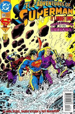 Superman Vol. 1 / Adventures of Superman Vol. 1 (1939-2011) (Comic Book) #508