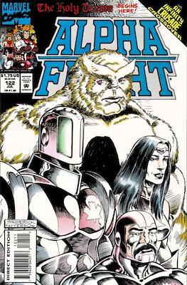 Alpha Flight Vol. 1 (1983-1994) (Comic Book) #122