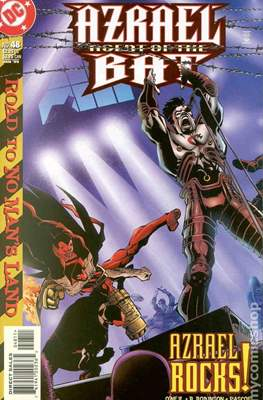 Azrael: Agent of the Bat (1995-2003) (Grapa) #48