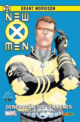Coleccionable New X-Men (Cartoné) #2
