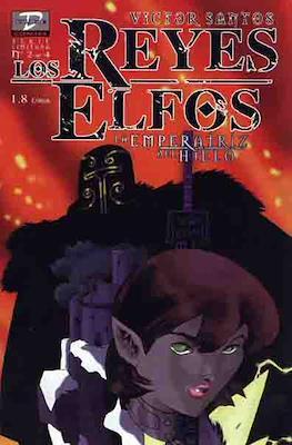Los Reyes Elfos. La emperatriz de hielo (Grapa, 28 páginas (2002)) #2