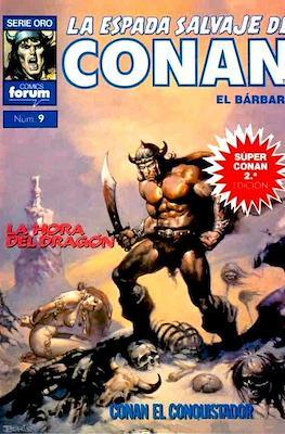 Super Conan. La Espada Salvaje de Conan (Cartoné. B/N. (1989). 2ª Edición.) #9
