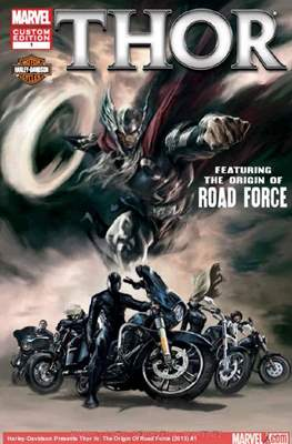 Harley-Davidson Presents Thor In: The Origin Of Road Force