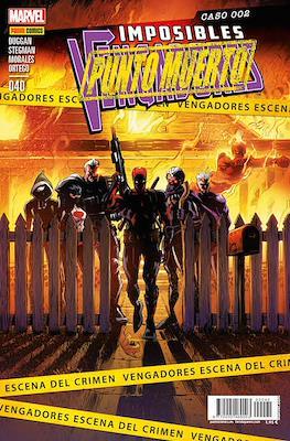 Imposibles Vengadores (2013-2018) (Grapa) #40