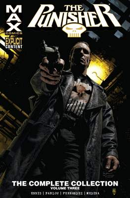 The Punisher MAX: The Complete Collection #3