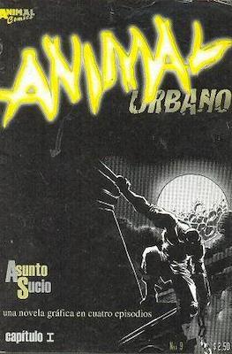 Animal urbano (Tercera etapa - Animal Comics) #9