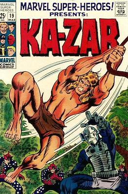 Marvel Super-Heroes (Grapa) #19