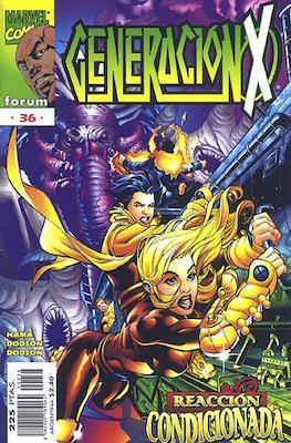Generación-X Vol. 2 (1996-2000) (Grapa 24 pp) #36