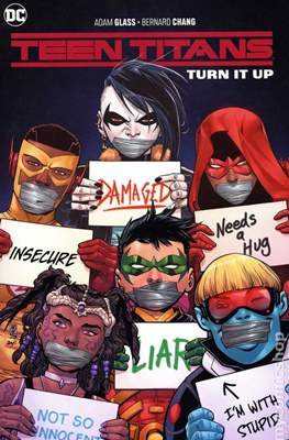 Teen Titans Vol. 6 (2017) (Softcover 128-168 pp) #5