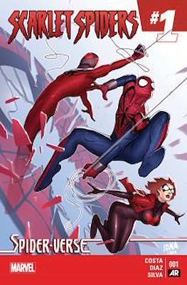Scarlet Spiders (Comic Book) #1