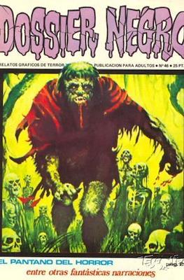 Dossier Negro (Rústica y grapa [1968 - 1988]) #46