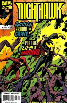 Nighthawk Vol 1 (Comic-Book) #3