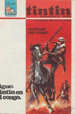 Tintin (Grapa 20 pags.) #30