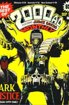 The Best of 2000 AD Monthly #12