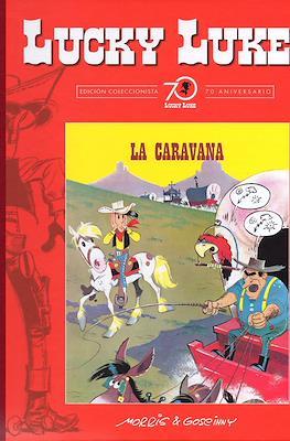 Lucky Luke. Edición coleccionista 70 aniversario (Cartoné con lomo de tela, 56 páginas) #12