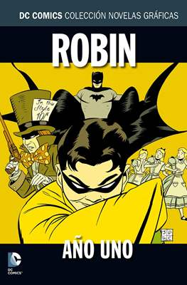 Colección Novelas Gráficas DC Comics (Cartoné) #23