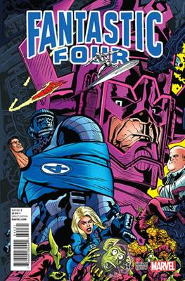 Fantastic Four Vol. 5 (Variant Cover) #644.1