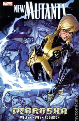 New Mutants Vol. 3 (Softcover) #2