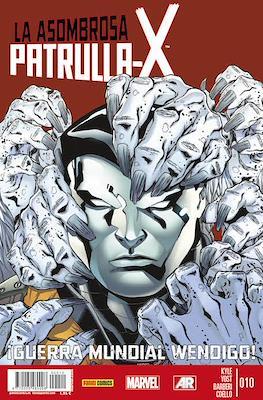 La Asombrosa Patrulla-X Vol. 1 (2014-2015) (Grapa) #10