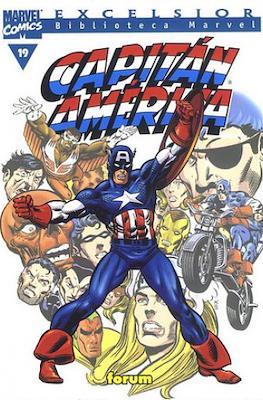 Biblioteca Marvel: Capitán América (1999-2000) (Rústica 160 pp) #19