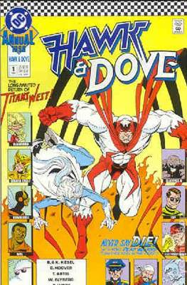 Hawk & Dove Annual (1989-1991)