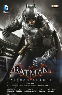 Batman. Arkham Knight - Precuela (Rústica 144 pp) #2