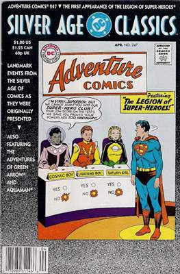 DC Silver Age Classics Vol 1 (Cómic book) #2