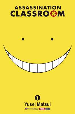 Assassination Classroom (Rústica) #1
