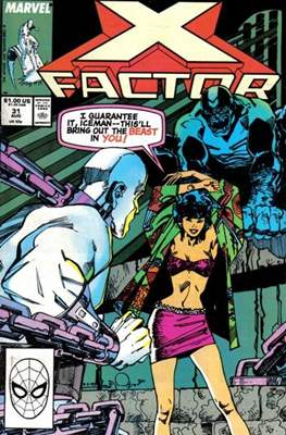 X-Factor Vol. 1 (1986-1998) (Comic Book) #31