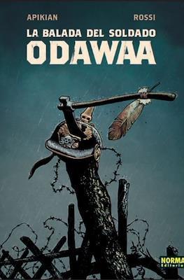 La balada del soldado Odawaa (Cartoné 88 pp)